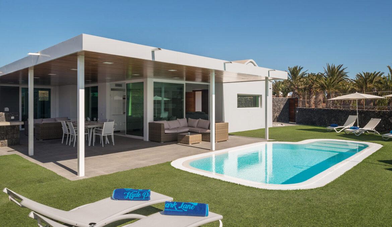 Deluxe Villa 3 rooms