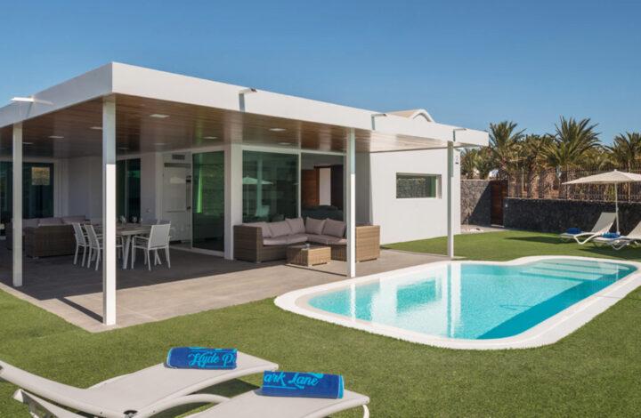 Villa Deluxe 3 dormitorios